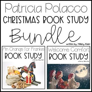 Patricia Polacco Christmas Unit Bundle! (Includes 5 Christ