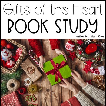 Patricia Polacco-Gifts of the Heart Christmas Unit