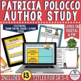 Patricia Polacco Author Study with 13 Titles in Digital and PDF Formats