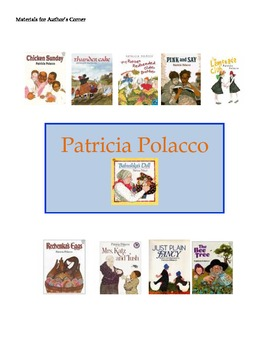 Patricia Polacco: In Depth Investigation of an Author