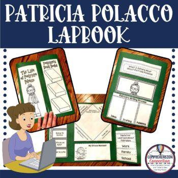 Patricia Polacco Lapbook
