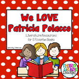 Patricia Polacco -- Literature Resources for 6 Favorite Books