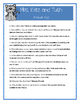 Patricia Polacco - MRS. KATZ AND TUSH -Comprehension Questions