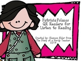 Patricia Polacco QR Readers for Listen to Reading.