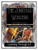 Patricia Polacco - THE JUNKYARD WONDERS - Comprehension & Text Evidence
