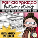 Patricia Polacco Author Study: Memoirs/Theme w/ Chicken Sunday & Rechenka's Eggs