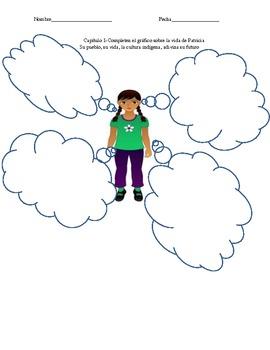 Patricia va a California chapters 1-4 Bundle/Activities/Lesson Plans