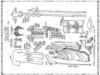 Patricians, Plebeians, Legionnaire - Ancient Rome Society
