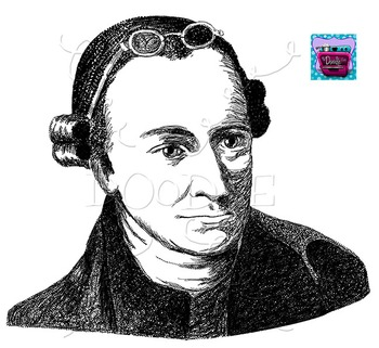 Patrick Henry Clipart - Realistic Image