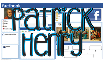 Patrick Henry Facebook