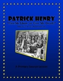 "Patrick Henry ""Give Me Liberty or Give Me Death"" Speech (Stamp Act)"