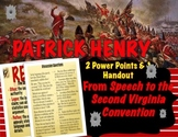 Patrick Henry & The American Revolution