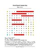 Patrick Henry Word Search (Grades 4-5)