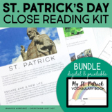 St. Patrick & The Emerald Isle: Nonfiction Mini-Unit for S