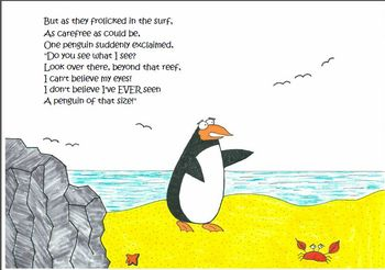 Penguin Stories:  Patrick the Pudgy Penguin