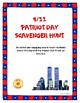 Patriot Day (9/11) Scavenger Hunt
