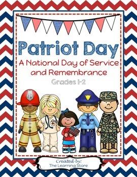 Patriot Day - 9/11 Mini Unit