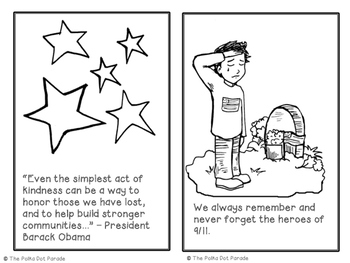 Patriot Day...A September 11th Mini Book