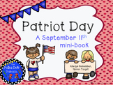 Patriot Day...A September 11th Mini Book
