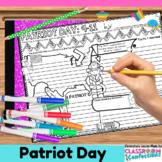Patriot Day: September 11 Activity: 9/11