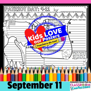 Patriot Day: September 11 Activity: 9/11
