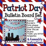 Patriot Day September 11th Bulletin Board Set - 9/11 - SEP