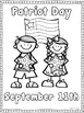 Patriot Day Coloring and Writing Page {Freebie}