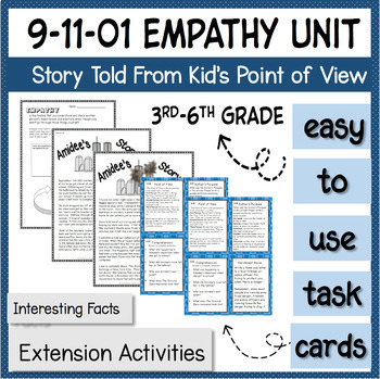 Patriot Day 9/11 Empathy Unit