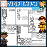 Patriot Day September 11th: 911 Activities