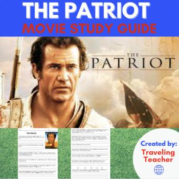 the patriot movie review essay