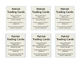 Patriot Trading Cards