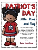 Patriot's Day Little Book and Flag Craft