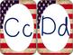 Patriotic Alphabet Cards
