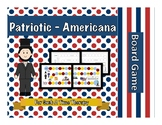 Patriotic Americana Board Game