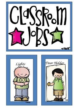 Patriotic Behavior Clip Charts, Classroom Jobs, Note, Reward