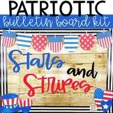 Patriotic Bulletin Board or Door Kit