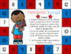 Patriotic Bump! Number Recognition Game {FREE}