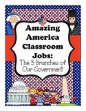 Patriotic Classroom Job titles