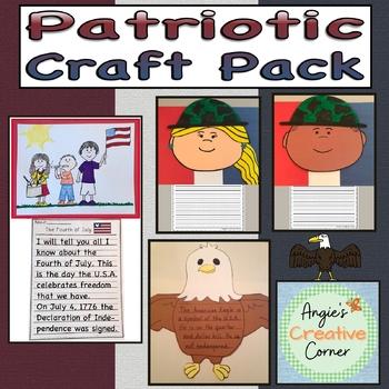 Patriotic Craft Pack