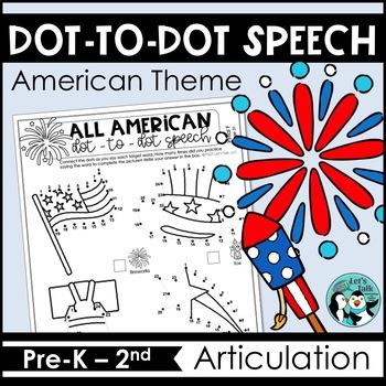 Patriotic Dot-to-Dot Speech