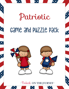 Patriotic Games and Puzzles