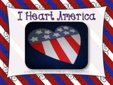 Patriotic Heart Craft