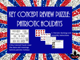 Patriotic Holiday Puzzle Freebie!