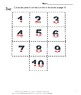 Patriotic Holidays American Symbols Alphabet/Number Recognition Special Ed