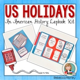 Patriotic Holidays Lapbook Kit
