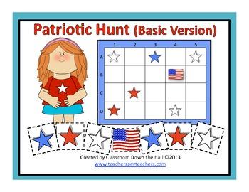 Patriotic Hunt (Basic Version)
