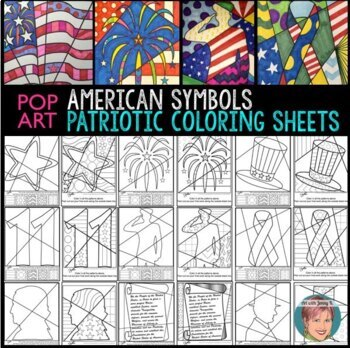 Patriotic Coloring Pages | Includes Designs for September 11th (9/11) & More!