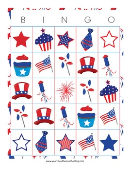 Patriotic K-2 Fun Pack