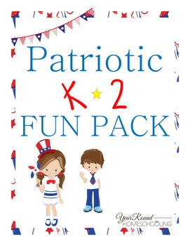Patriotic K-2 Fun Pack