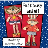 Patriotic Kids For All Patriotic Holidays